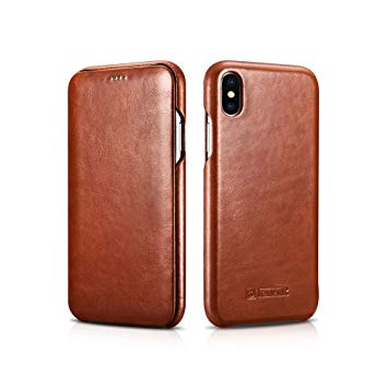 coque iphone xs max marron