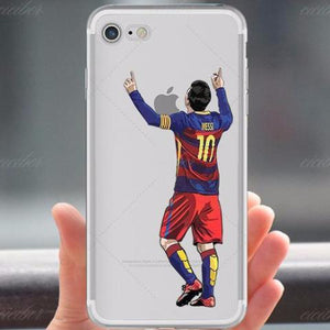 coque messi iphone 8
