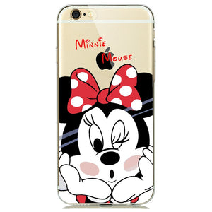 coque mini mouse iphone 8