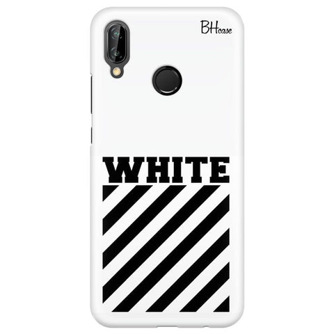 coque off white huawei p20 lite