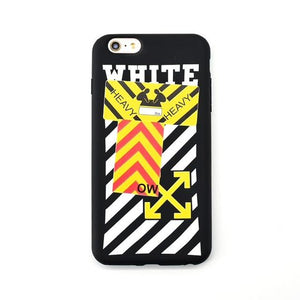 coque off white iphone 7