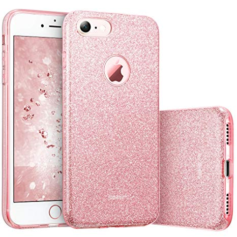 coque paillette iphone 7