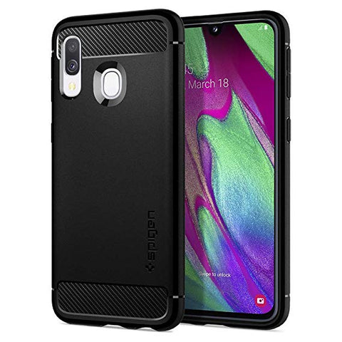 coque protection samsung a40 spigen