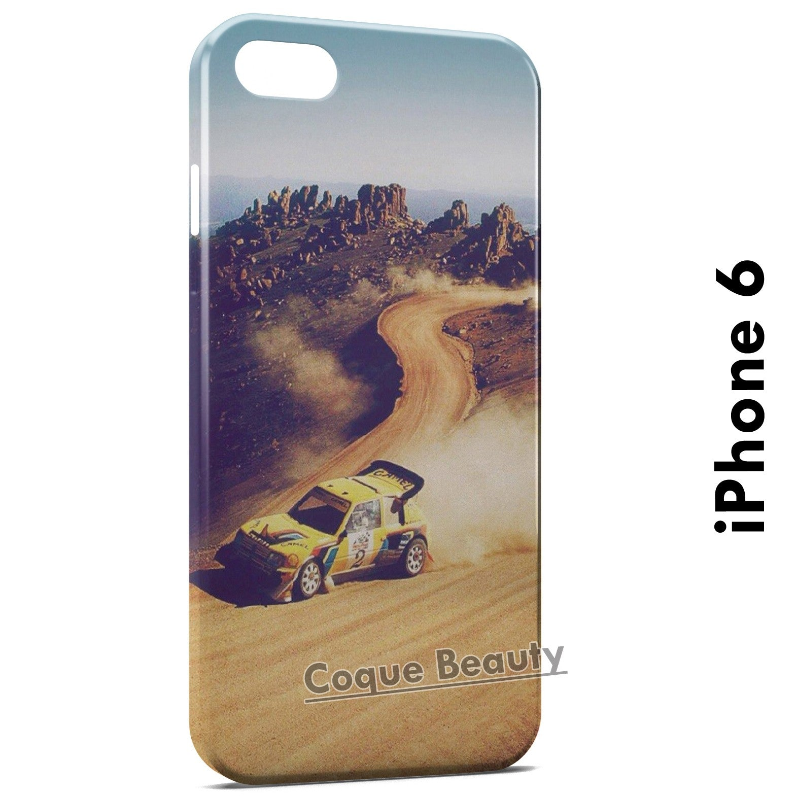 coque rallye iphone 6