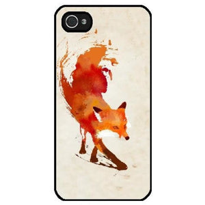 coque renard iphone 5