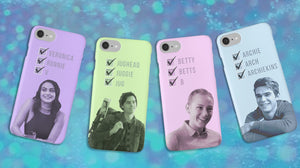 coque riverdale iphone 6 betty
