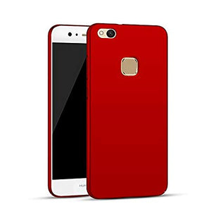 coque rouge pour huawei p10