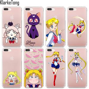 coque sailor moon iphone 7
