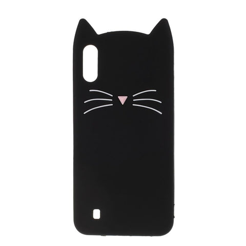 coque samsung a10 silicone chat
