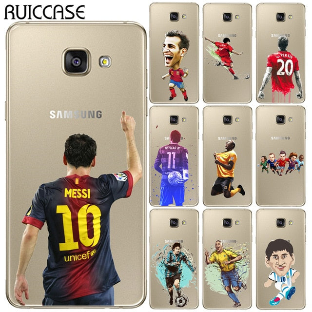 coque samsung a7 football