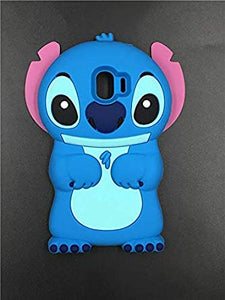 coque samsung galaxy j4 plus stich