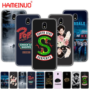 coque samsung galaxy j5 2017 riverdale