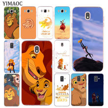coque samsung galaxy j6 2018 le roi lion
