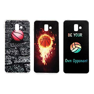 coque samsung galaxy j6 plus basketball