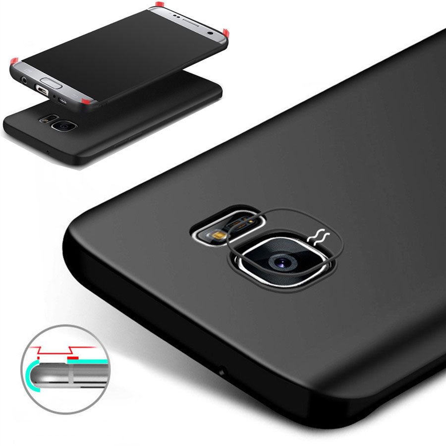coque samsung galaxy s8 black