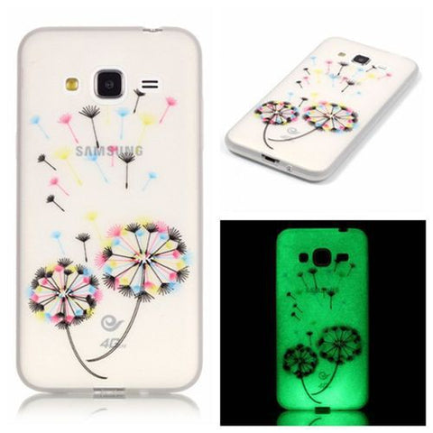 coque samsung j3 2016 phosphorescent