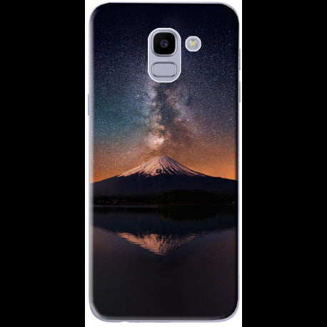 coque samsung j6 2018 personnalisable photo