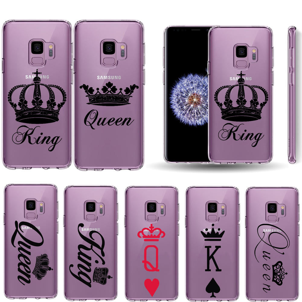 coque samsung s8 plus queen