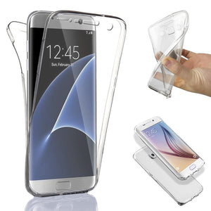 coque silicone gel integral samsung s7 edge
