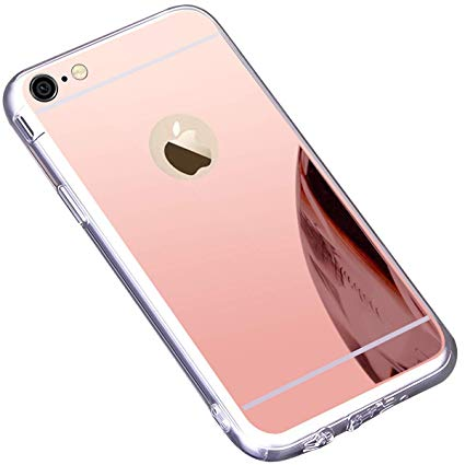 coque silicone iphone 6 miroire
