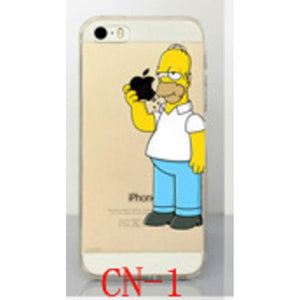 coque simpson iphone 5