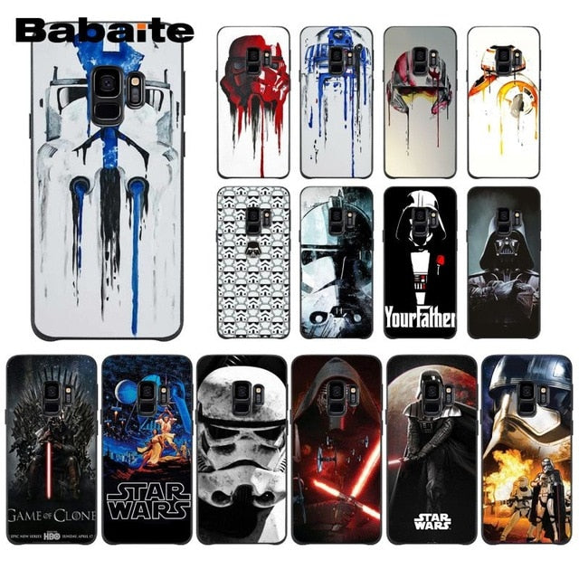 coque star wars samsung galaxy s9