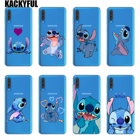 coque stitch samsung a70