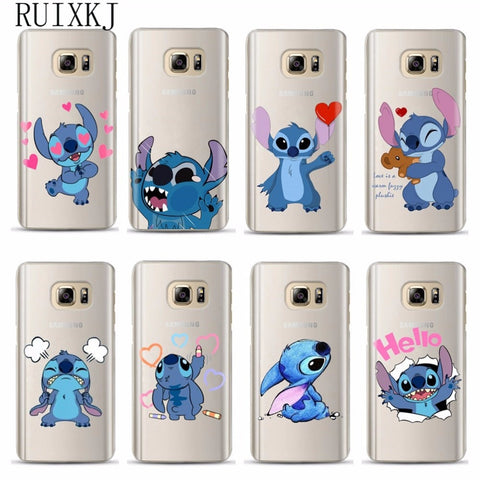 coque stitch samsung s6 edge plus