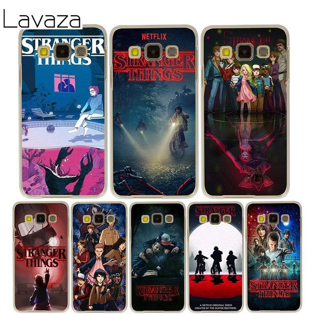 coque stranger things samsung j3 2017