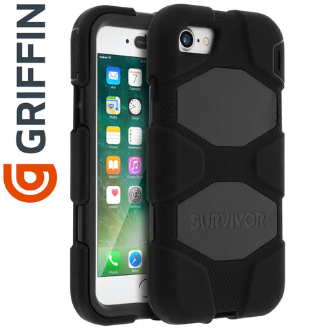 coque survivor iphone 8 griffin