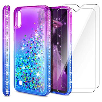 coque telephone samsung a10 paillette