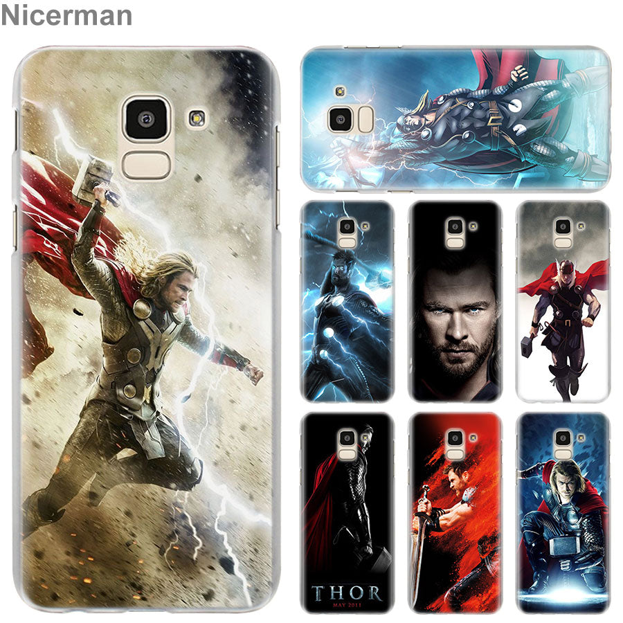 coque thor samsung galaxy j4 plus