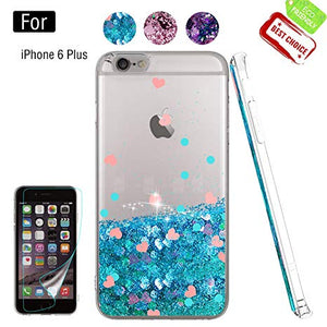 coque transparente iphone 6 pailette
