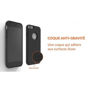 coque ventouse iphone 5