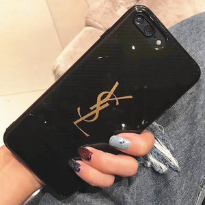 coque ysl iphone 8 plus