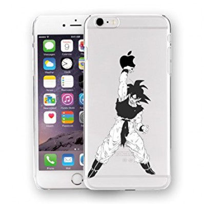 dragon ball coque iphone 8