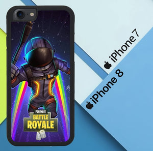 Fortnite dark voyager X9274 coque iPhone 7 , iPhone 8