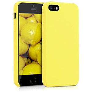 iphone 5 coque jaune