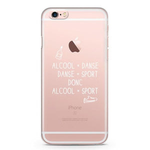 iphone 6 coque alcool