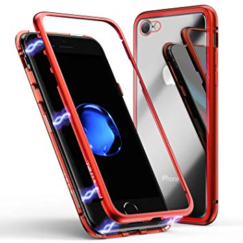 iphone 7 coque magnetique