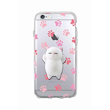 iphone 7 coque silicone animaux