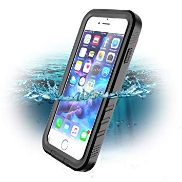 iphone 8 coque impermeable