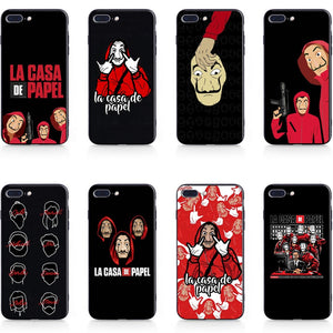 la casa de papel coque iphone 5