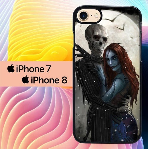 coque iphone 8 nightmare before christmas