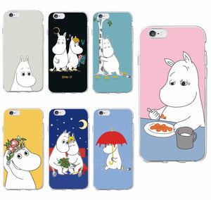 moomin coque iphone 6