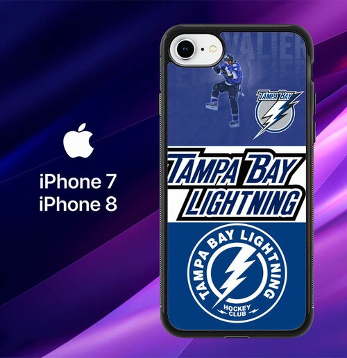 tampa bay lightning W3225 coque iPhone 7 , iPhone 8