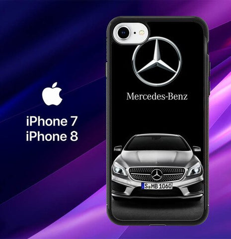 Mercedes Benz Cla Class W4925 coque iPhone 7 , iPhone 8