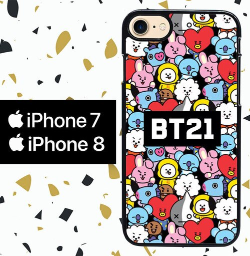 coque iphone 8 bt21