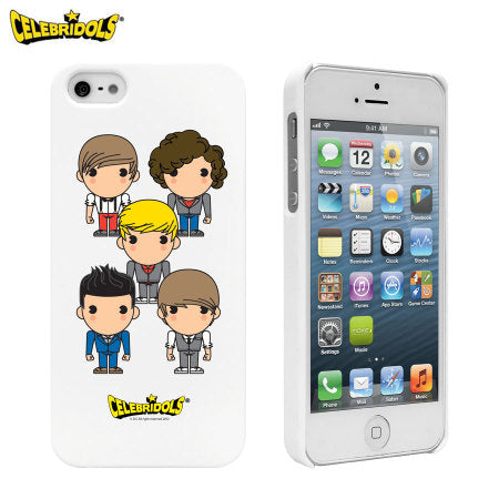 one direction coque iphone 5