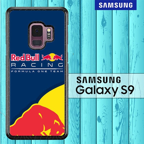 Red Bull Racing E1522 coque Samsung Galaxy S9